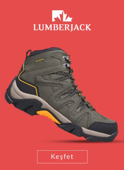 Lumberjack Ayakkabı Ve Bot Modelleri