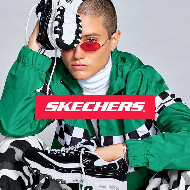Konforun Yeni Adresi Skechers