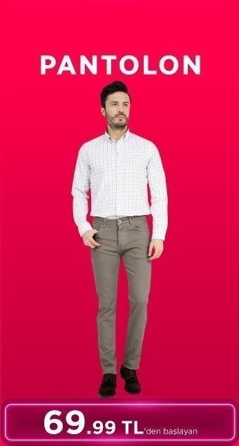 Sevgililer Gününe Özel Pantolonlar