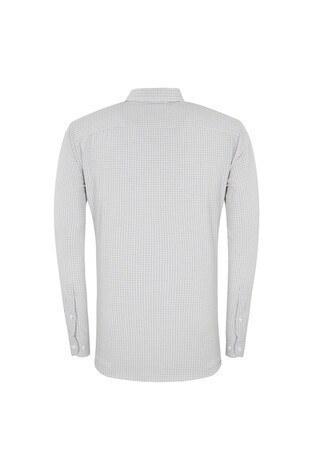 ABBATE Erkek Uzun Kollu Gömlek 1GM91UK1213R860 BEJ