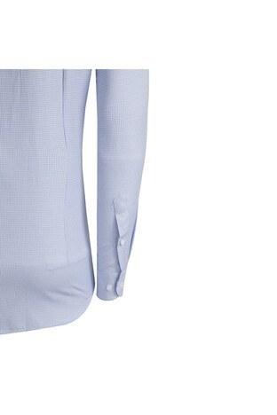 ABBATE Erkek Uzun Kollu Gömlek 1GM91UK1215S554 AÇIK MAVİ