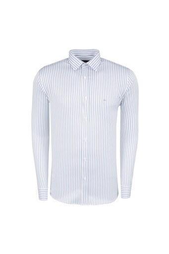 ABBATE Erkek Uzun Kollu Gömlek 1GM91UK1217R551 MAVİ