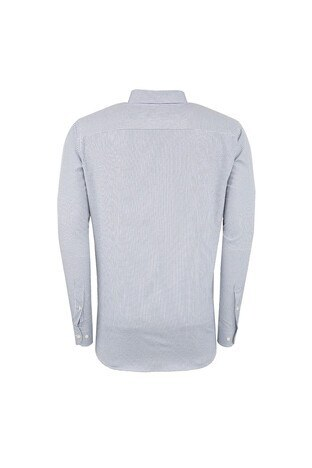 ABBATE Erkek Uzun Kollu Gömlek 1GM91UK1220R500 SİYAH