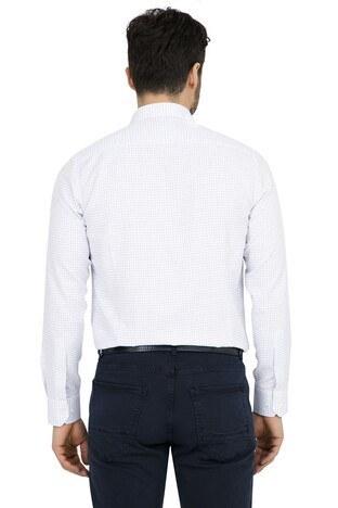 ABBATE Erkek Uzun Kollu Gömlek 1GM91UK1231S 554 AÇIK MAVİ