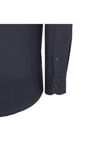 ABBATE Erkek Uzun Kollu Gömlek 1GM91UK1232S V18 KOYU LACIVERT