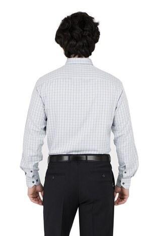 ABBATE Erkek Uzun Kollu Gömlek 1GM91UK1233R 529 AÇIK GRİ