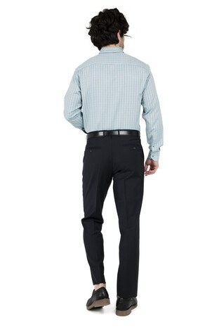 ABBATE Erkek Uzun Kollu Gömlek 1GM91UK1233R 800 YEŞİL