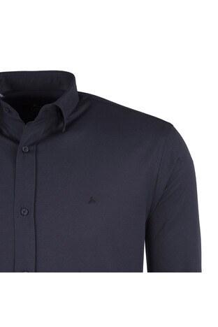 ABBATE Erkek Uzun Kollu Gömlek 1GM91UK1244R 501 SİYAH