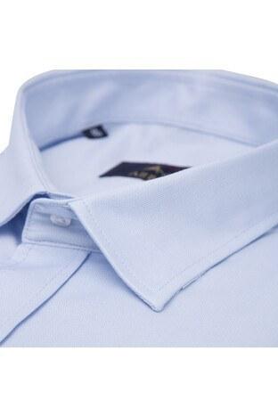 Abbate Erkek Uzun Kollu Gömlek 1GM91UK1244R 554 AÇIK MAVİ