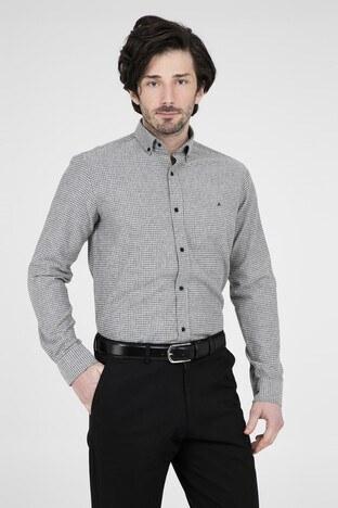 ABBATE Erkek Uzun Kollu Gömlek 1GM91UK1255S 870 KREM