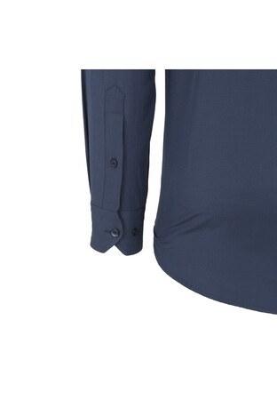 ABBATE Erkek Uzun Kollu Gömlek 1GM91UK1260R 508 LACİVERT