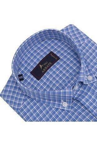 ABBATE Erkek Uzun Kollu Gömlek 1GM91UK1261R 553 MAVİ