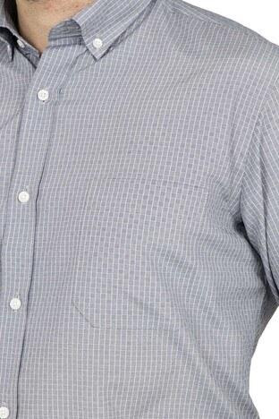 ABBATE Erkek Uzun Kollu Gömlek 1GM91UK1262R 506 LACİVERT