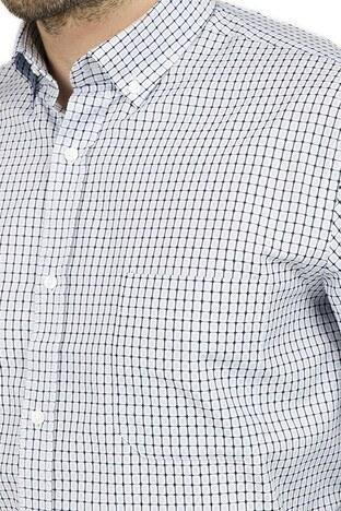 ABBATE Erkek Uzun Kollu Gömlek 1GM91UK1266R 506 LACİVERT