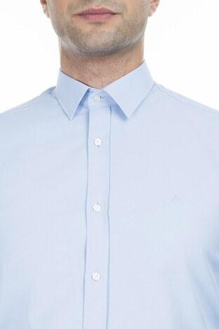 Abbate Erkek Uzun Kollu Gömlek 1GM92UK1275S563 AÇIK MAVİ