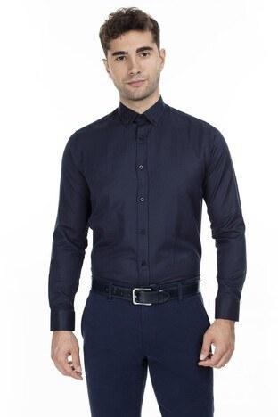 Abbate Erkek Uzun Kollu Gömlek 1GM92UK1276S500 SİYAH