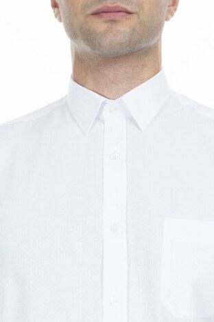 Abbate Erkek Uzun Kollu Gömlek 1GM92UK1282R900 BEYAZ