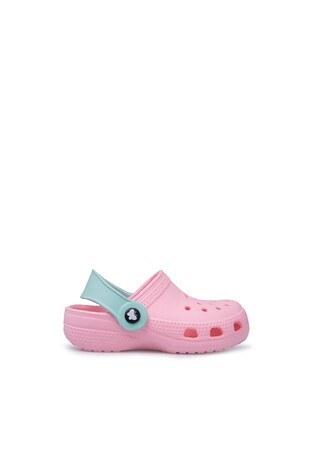Akınalbella - Akınalbella Çocuk Sandalet E012000B Pembe-Mint