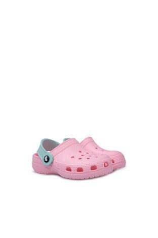 Akınalbella Çocuk Sandalet E012000B Pembe-Mint