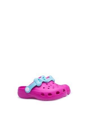 Akınalbella Çocuk Sandalet E012P000 Fuşya-Mint