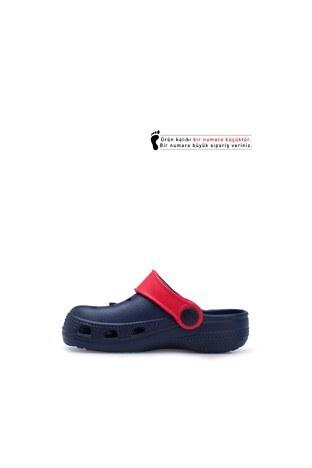 Akınalbella Çocuk Sandalet E012P000 LACIVERT-KIRMIZI-İNDİGO