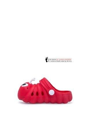 Akınalbella Çocuk Sandalet E082B00 KIRMIZI