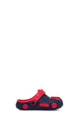 Akınalbella - Akınalbella Çocuk Sandalet E110001P LACİVERT-KIRMIZI