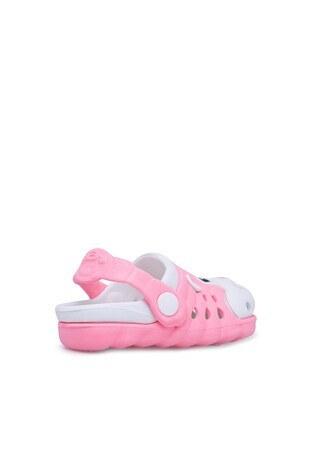 Akınalbella Çocuk Sandalet E146000P PEMBE-BEYAZ