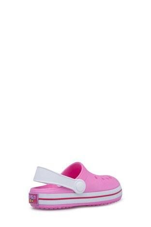 Akınalbella Çocuk Sandalet E196P046 Pembe-Beyaz-Kırmızı