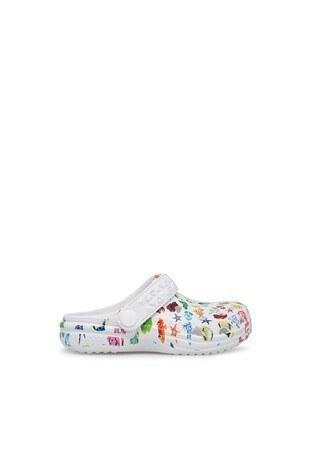 Akınalbella - Akınalbella Çocuk Sandalet E202P016 BEYAZ