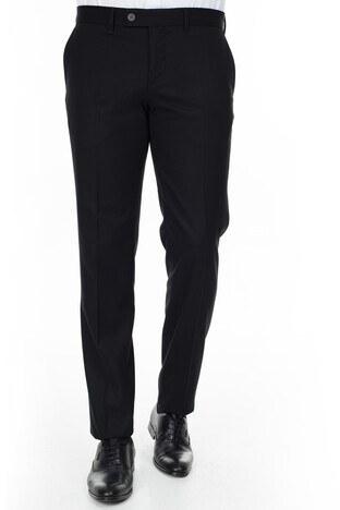Altınyıldız Slim Fit Kombinli Erkek Takım Elbise 4A3120100103 YLD6 SİYAH-GRİ