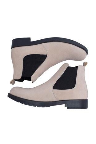 Boots Süet Erkek Bot 5529001 Açık Kum