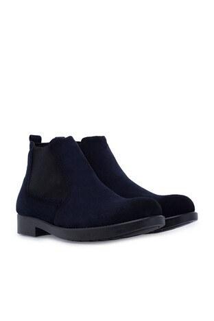 Boots Süet Erkek Bot 5529001 KOYU LACİVERT