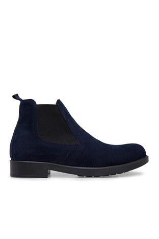 Boots - Boots Süet Erkek Bot 5529001 LACİVERT