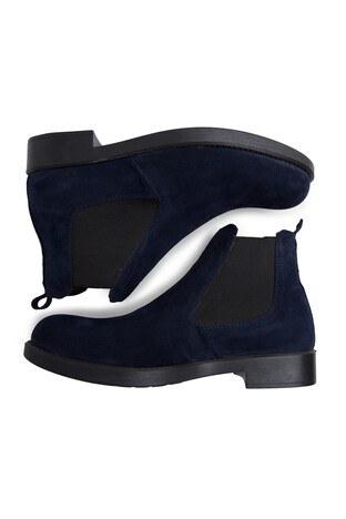 Boots Süet Erkek Bot 5529001 LACİVERT