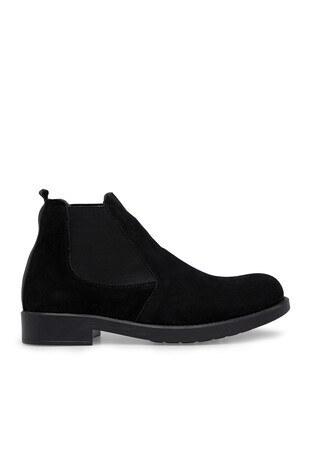 Boots - Boots Süet Erkek Bot 5529001 SİYAH