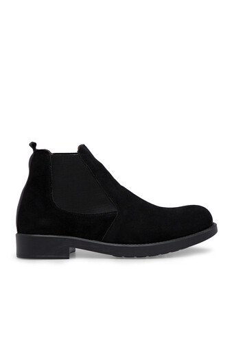 Boots Süet Erkek Bot 5529001 SİYAH