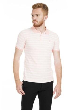 Breezy - Breezy Düğmeli Polo Yaka Erkek T Shirt 2019245 SOMON