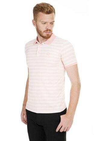 Breezy Düğmeli Polo Yaka Erkek T Shirt 2019245 SOMON