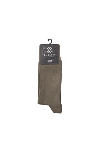 Buratti Bambu Erkek Çorap 3825562 BEJ