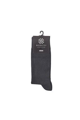 Buratti Bambu Erkek Çorap 3825562 GRİ