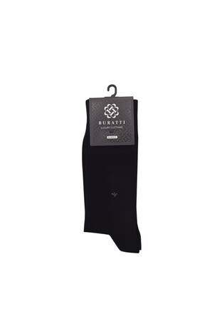 Buratti Bambu Erkek Çorap 3825562 SİYAH