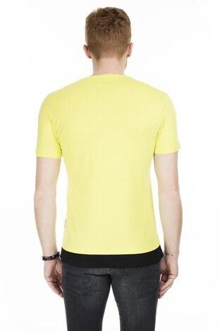 Buratti Bisiklet Yaka Erkek T Shirt ABY38102LNS FISTIK