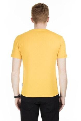 Buratti Bisiklet Yaka Erkek T Shirt ABY38102LNS HARDAL