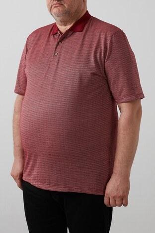 Buratti Büyük Beden T Shirt Erkek Polo 4362063B Marlboro