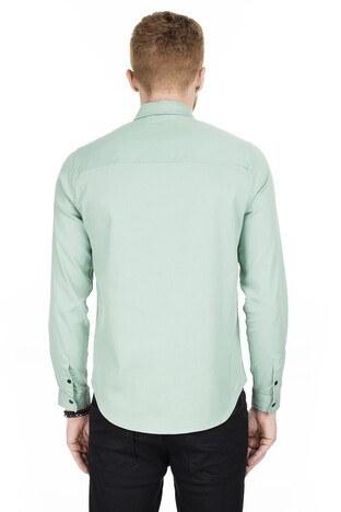 Buratti Cepli Erkek Gömlek 5020H0497WESTERN YEŞİL