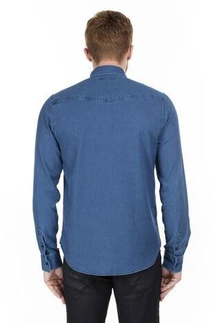 Buratti Cepli Erkek Gömlek 5020H929WESTERN MAVİ