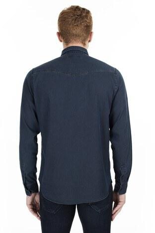 Buratti Cepli Erkek Gömlek 5020H932WESTERN LACİVERT