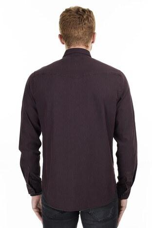 Buratti Cepli Erkek Gömlek 5020H934WESTERN BORDO