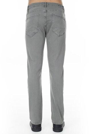 Buratti Dar Kesim Dar Paça Jeans Erkek Kot Pantolon 7266F7802ARTOS GRİ